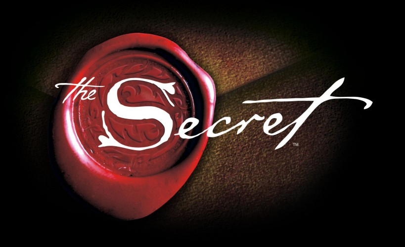 Logo de The Secret, docufiction sur la loi de l'attraction